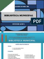 Investigacion Biblioteca Taller III
