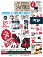 Seright's Ace Hardware October Red Hot Buys