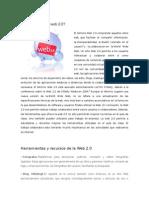 trabajo recursos web 2.0 mafer