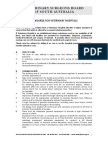 BC-03 Standards for Veterinary Hospitals 0312