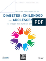 Diabetes PocketGuide ISPAD