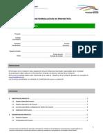 TRS Guia de Formulacion 2012