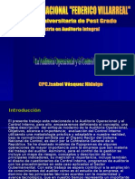 Diapositivas Auditoria Operativa u.n.f.V.