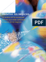 Tendencias Globales Redifinir Negocios Ernest & Young 2014