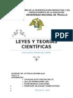 Monografía Leyes y Teorías Científicas (1)