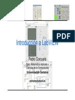 Introducción a Entorno de Diseño Labview