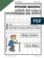 Geometría Secundaria