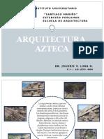 Azteca. Joauris Luna