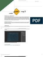 Creating Bump Maps – Photoshop Tutorial _ Impossible 3d Studio
