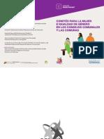 Comités Para La Mujer e Igualdad de Género en Los Consejos Comunales y Las Comunas