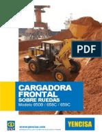 Catalogo de cargador frontal SEM650B_658C_659C