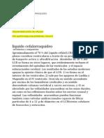 Analisis LIQUIDO CEFALORRAQUIDEO