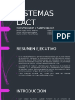 SISTEMAS LACT