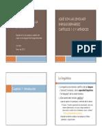 Presentacion Intro Linguistica