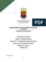 Dimensionamiento de Un Sistema Fotovoltáico Autonomo