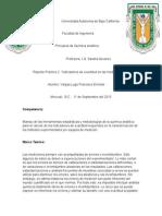 quimica analitica reporte 1