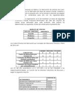 Costeo ABC y Sistema Tradicional de Costeo