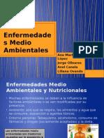 Enfermedades Medio Ambientales y Nutricionales