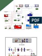 Air Handlers Design using HVAC Solution