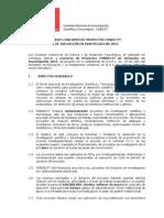 Bases Iniciacion FONDECYT 2015