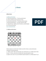 Learn to Play Chess