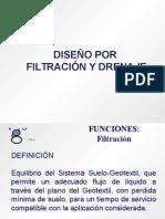 4-Diseño por Filtración y Drenaje-1.ppt
