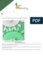 ¿Cual Es La Diferencia Entre Publicidad y Relaciones Públicas_ _ Todo Marketing
