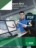 annual Report BASF 2013