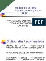 Modelo de Escolha Intertemporal - Micro II (4)
