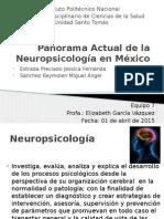 Panorama Actual de La Neuropsicología en México