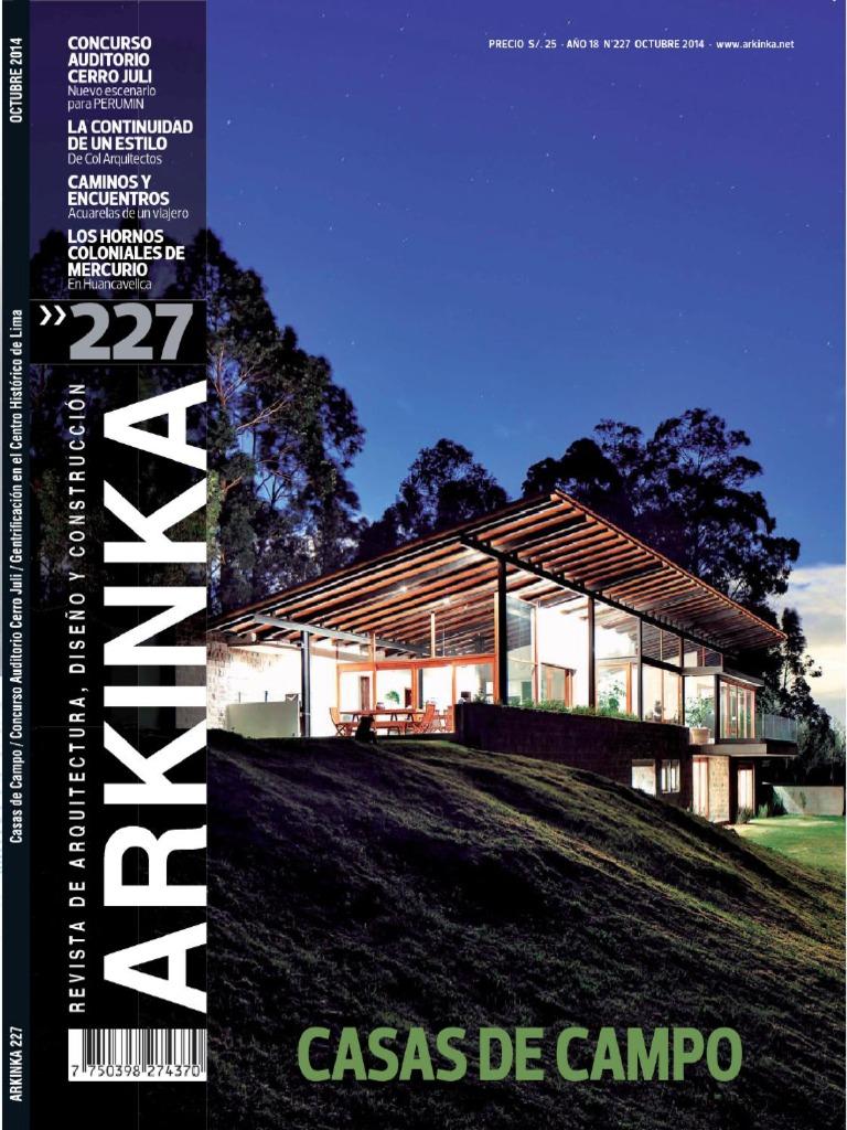 revista arkinka