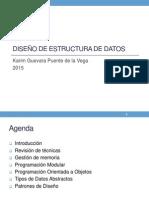 Estructuras Datos