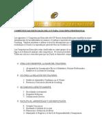 11 Competencias Básicas Del Coach ICF