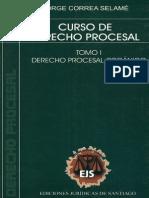 Jorge Correa Selamé - Curso de Derecho Procesal Tomo I