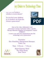 CBOF43 Technology Seminar