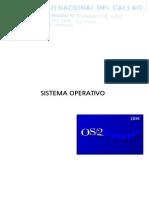 Sistema Operativo OS2