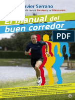 El Manual Del Buen Corredor (Spanish Edi - Serrano, Javier