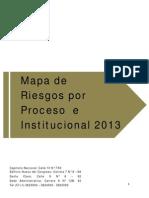Mapa de Riesgos INSTITUCIONAL 2013-Febrero714