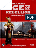 Age of Rebellion - Desperate Allies (SWA31)