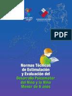 2004 Normas Tecnicas Estimulacion y Evaluacion Desarrollo