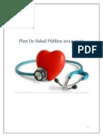 Proyecto Sobre La Salud Publica