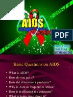 06 01 09 AIDS Presentation