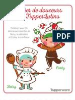 14 recettes des fêtes Tupperware