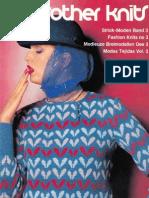 Brother Fashion Magazine - Issue 3 - Machine Knitting