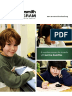 Arrowsmith Program Brochure