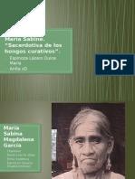 María Sabine