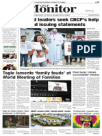 CBCP Monitor Vol. 19 No. 20