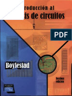 Introduccion Al Analisis de Circuitos de Boylestad