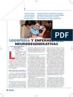 Intervencion Logopedica Enfermedades Degenerativas