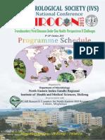 programme schedule virocon 2015